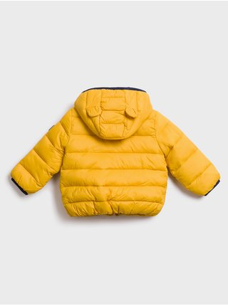 Žlutá klučičí bunda GAP