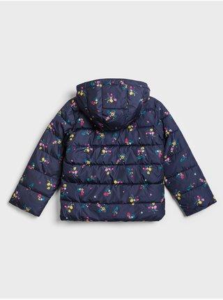 Modrá dievčenská bunda GAP