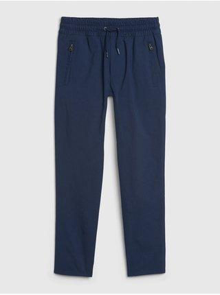 Modré klučičí kalhoty GAP