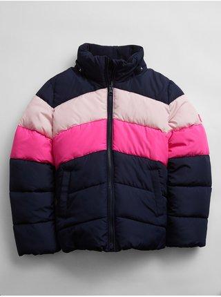 Farebná dievčenská bunda GAP