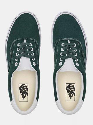 Zelené pánske tenisky VANS