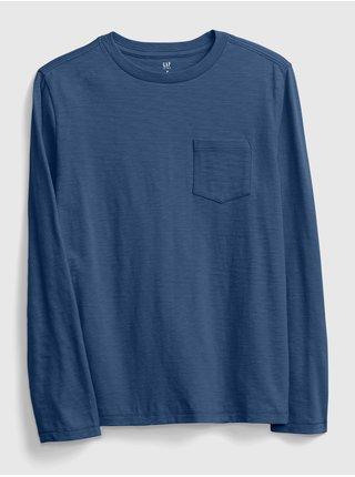 Tričko GAP Modrá