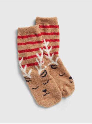 Ponožky GAP Hnedá