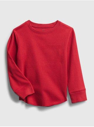 Červené chlapčenské tričko GAP
