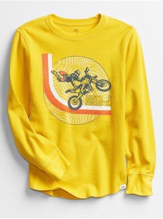 Tričko GAP Žltá