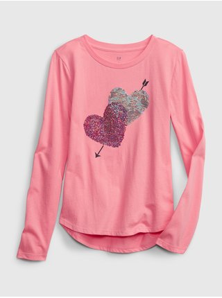 Tričko GAP Ružová