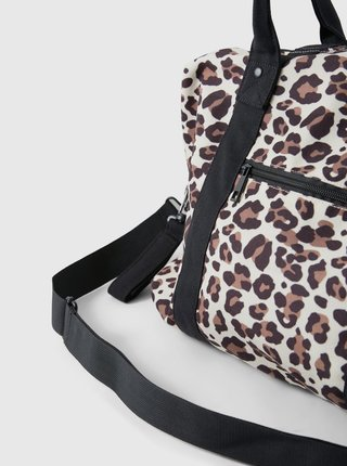 Béžová přebalovací taška Mama.licious
