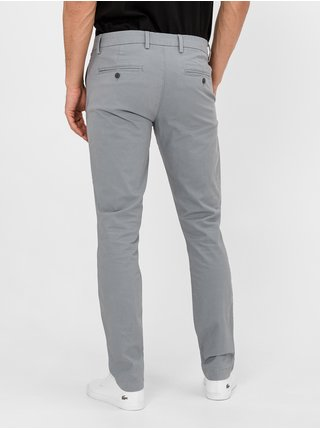 Šedé pánske nohavice GAP Skinny