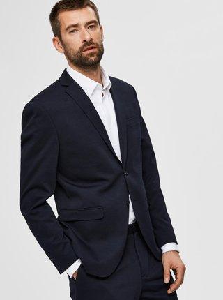 Tmavě modré sako Selected Homme