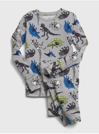 Šedé klučičí pyžamo GAP