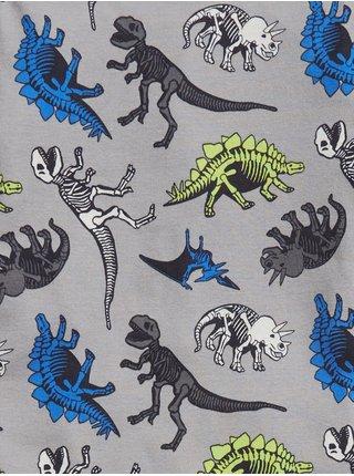 Šedé chlapčenské pyžamo GAP