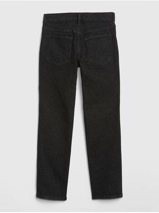 Černé klučičí džíny GAP Slim
