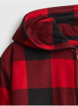 Červené klučičí pyžamo GAP