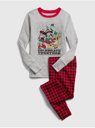 Šedé holčičí pyžamo GAP