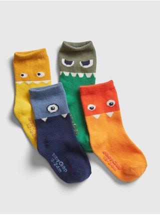 Barevné klučičí ponožky GAP