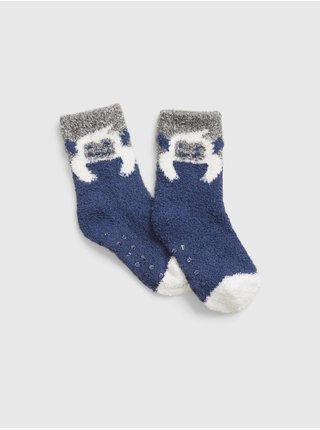 Modré klučičí ponožky GAP