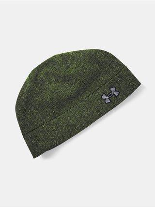 Zelená čiapka Under Armour M Storm Beanie