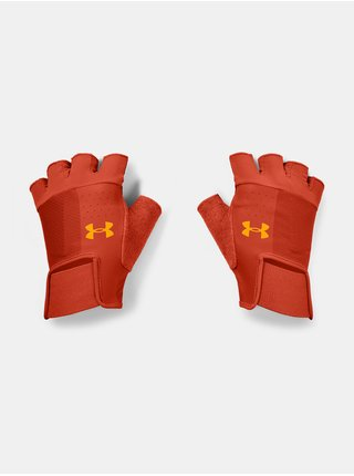 Oranžové rukavice Under Armour UA Men's Training Glove