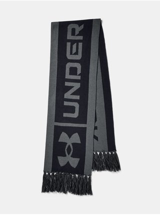Čierny šál Under Armour Big Logo Scarf