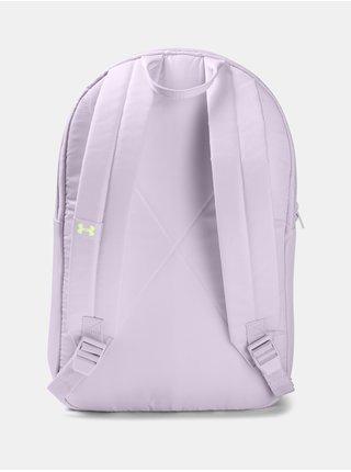 Svetlofialový batoh Under Armour UA Loudon Backpack
