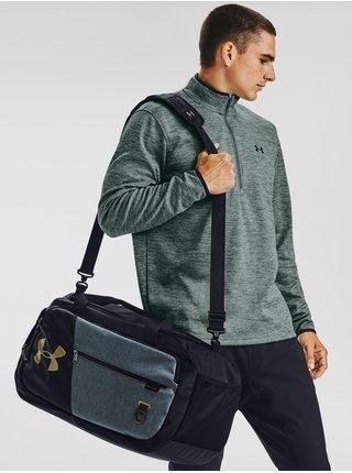 Čierna taška Under Armour UA Undeniable 4.0 Duffle MD