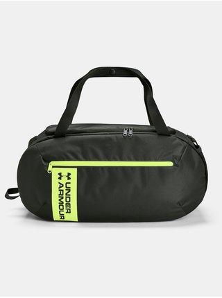 Zelená taška Under Armour UA Roland Duffle MD
