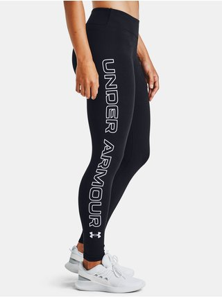 Černé legíny Under Armour UA Favorite WM Leggings