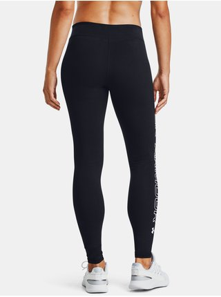 Čierné legíny Under Armour UA Favorite WM Leggings