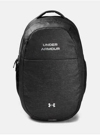 Šedý batoh Under Armour Hustle Signature Backpack