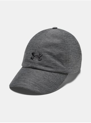Šedá kšiltovka Under Armour UA Heathered Play Up Cap