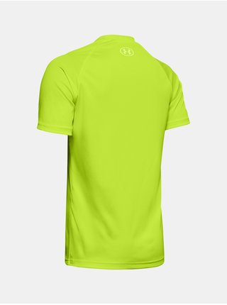 Zelené tričko Under Armour Tech Big Logo SS
