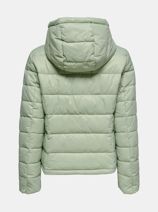 Svetlozelená prešívaná bunda Jacqueline de Yong Zulu