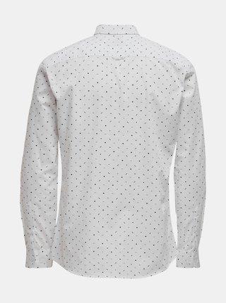 Biela košeľa ONLY & SONS