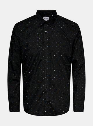 Černá košile ONLY & SONS