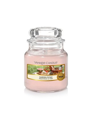 Yankee Candle vonná svíčka Garden Picnic Classic malý