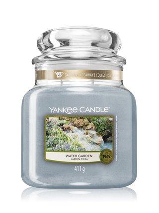 Yankee Candle vonná svíčka Water Garden Classic střední