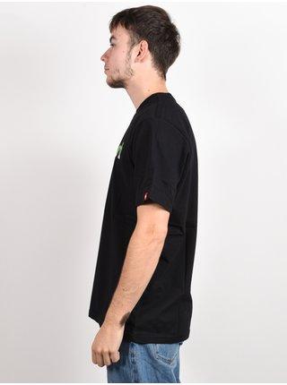 Element PROTON CAPSULE FLINT BLACK pánské triko s krátkým rukávem - černá