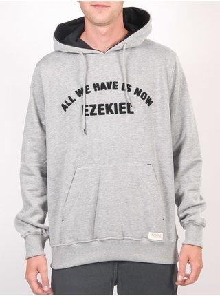 Ezekiel Permanent HGY mikiny přes hlavu pánská - šedá