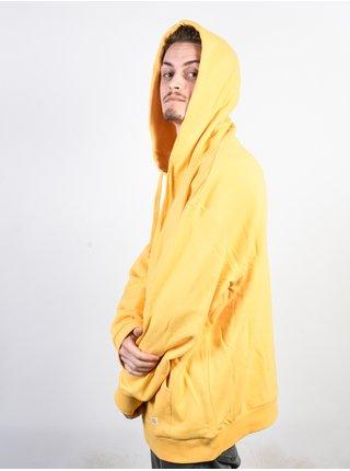 Element YAWYD MILK banana mikiny přes hlavu pánská - žlutá