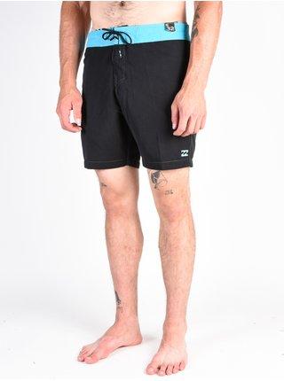 Billabong ALL DAY OG 17 black pánské kraťasové plavky - černá