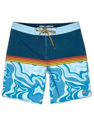 Billabong FIFTY 50 NAVY pánské kraťasové plavky - modrá