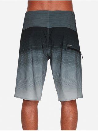 Billabong FLUID PRO CHARCOAL pánské kraťasové plavky - šedá