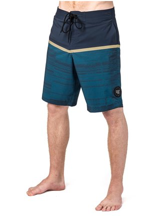 Horsefeathers NIMBUS NAVY pánské kraťasové plavky - modrá