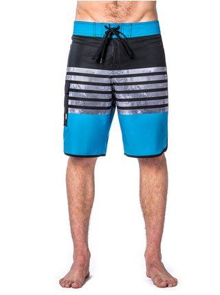 Horsefeathers GUS blue pánské kraťasové plavky - modrá