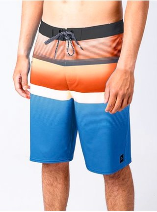 Rip Curl MIRAGE SUNSET ECLIPS CORAL pánské kraťasové plavky - barevné