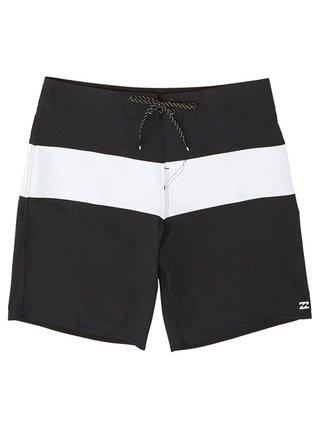 Billabong TRIBONG PRO SOLID black pánské kraťasové plavky - černá