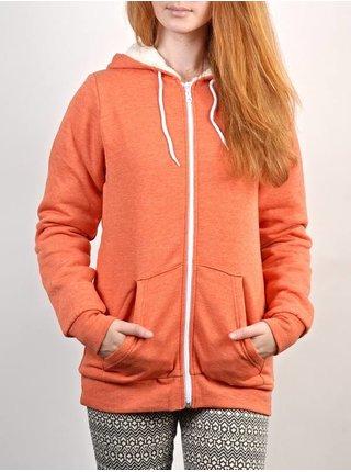 Element FOXX Ginger dámská mikina - oranžová