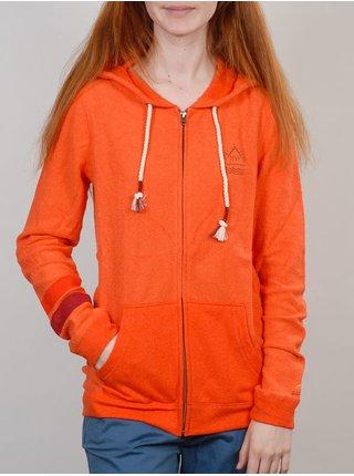 Roxy SUNSHINE WORLD NPM0 dámská mikina - oranžová