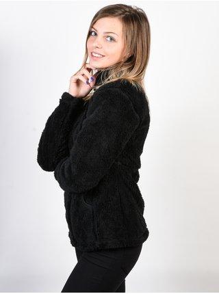 Billabong FIRST CHAIR BLACK CAVIAR dámská mikina - černá