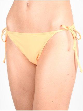 Billabong SOL SEARCHER SLIM PT MANGO dvoudílné plavky - žlutá